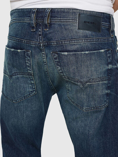 Diesel - Zatiny CN025, Bleu moyen - Jeans - Image 4