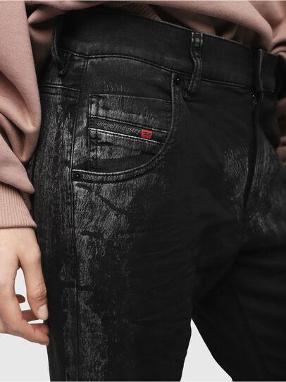 Diesel - Krailey JoggJeans 069DT, Black/Dark Grey - Jeans - Image 3