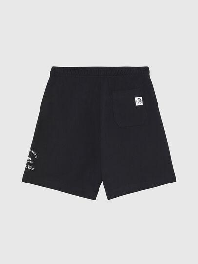 Diesel - P-BOXIER-X2, Black - Shorts - Image 2