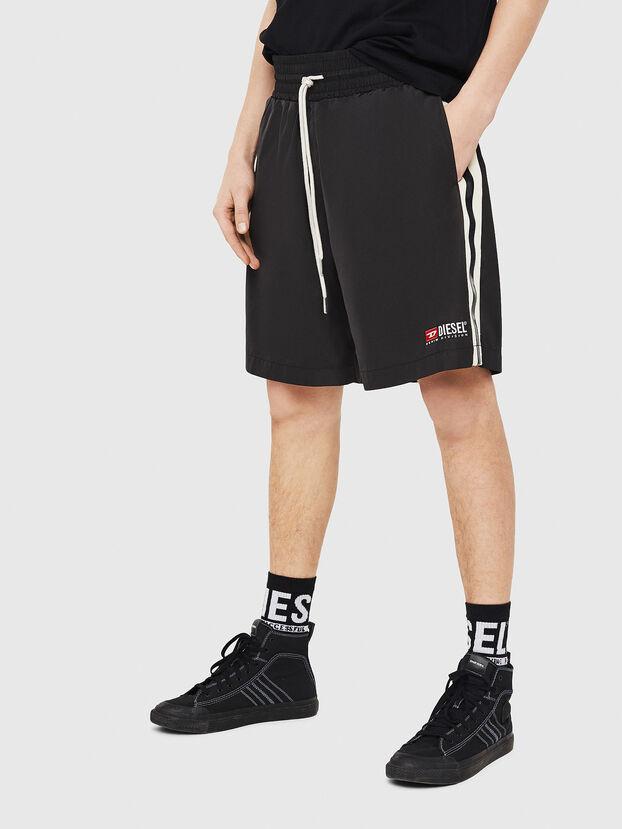 P-BOXIE, Noir/Blanc - Shorts