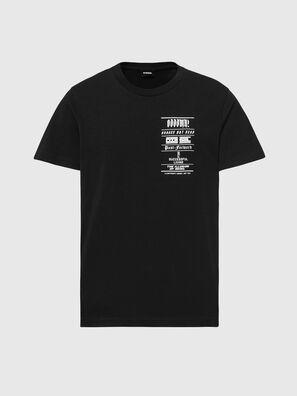 T-INY-N1, Noir - T-Shirts