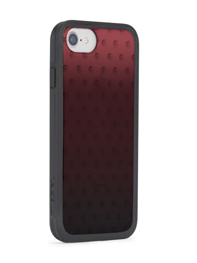 Diesel - MOHICAN HEAD DOTS RED IPHONE 8/7/6s/6 CASE, Red - Cases - Image 6