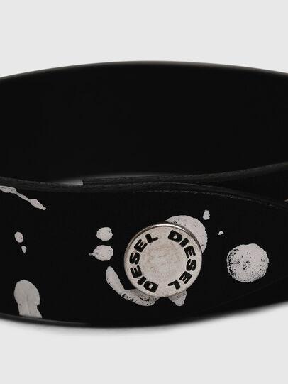Diesel - A-POL, Noir/Blanc - Bijoux et Gadgets - Image 2