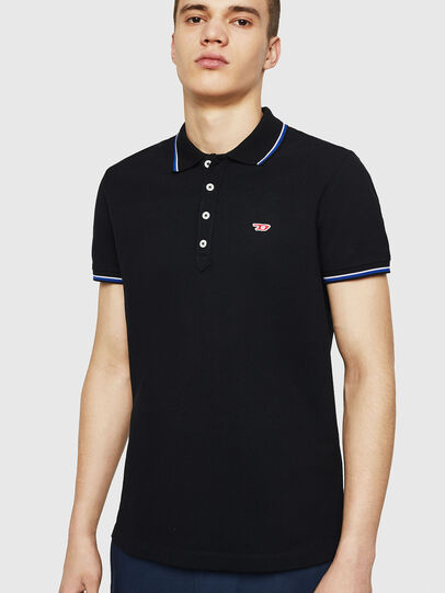 Diesel - T-RANDY-NEW, Blue - Polos - Image 1