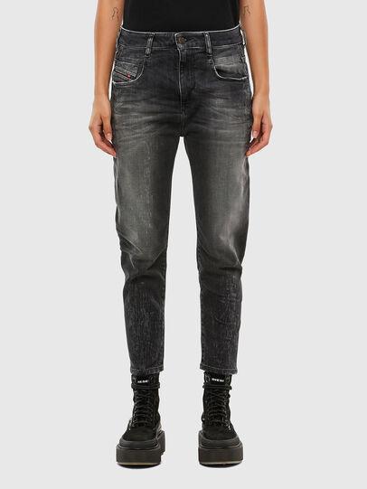 Diesel - Fayza 009IU, Noir/Gris foncé - Jeans - Image 1