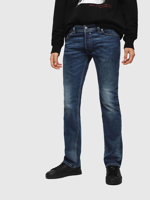 Safado C84HV, Bleu Foncé - Jeans