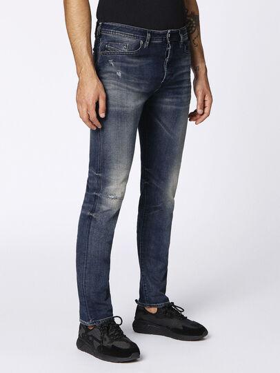 Diesel - Buster 0687U, Bleu Foncé - Jeans - Image 4