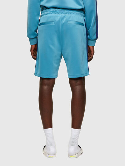 Diesel - P-KURLY, Bleu Clair - Shorts - Image 2