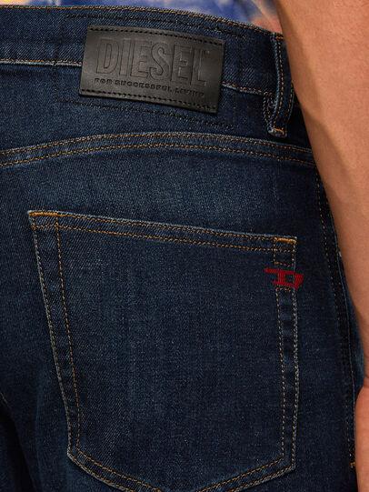 Diesel - D-Strukt 009HN, Bleu Foncé - Jeans - Image 4