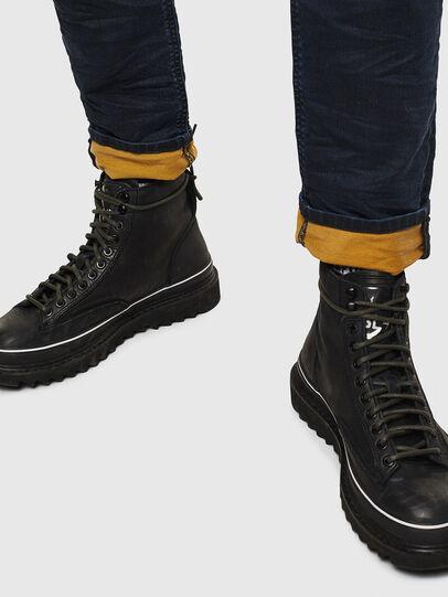 Diesel - Krooley JoggJeans 069MG, Bleu Foncé - Jeans - Image 5