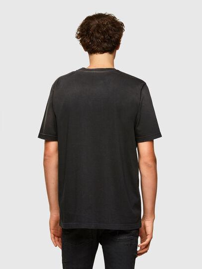 Diesel - T-JUST-A37, Noir - T-Shirts - Image 2
