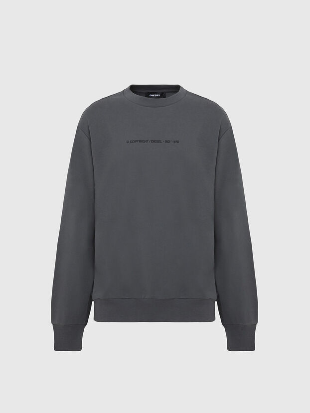 S-BIAY-COPY, Dark Grey - Sweatshirts