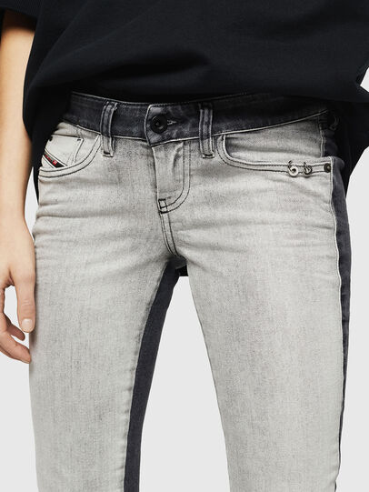 Diesel - D-Ramy 082AW, Black/Dark Grey - Jeans - Image 3