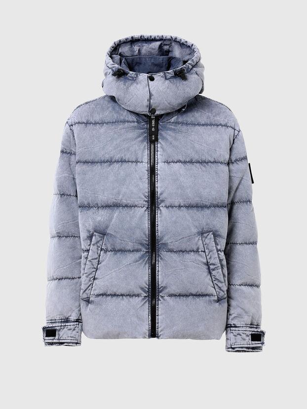 W-EVACID-A, Bleu Clair - Vestes d'hiver