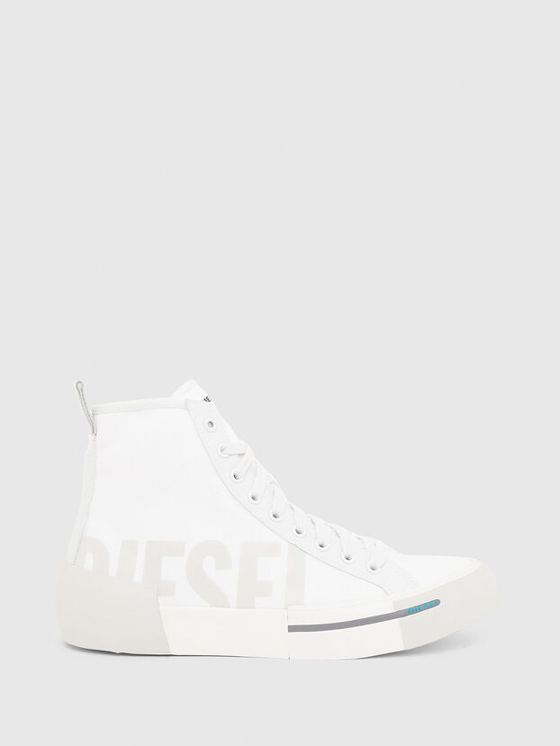 S-DESE MID CUT W, Blanc - Baskets