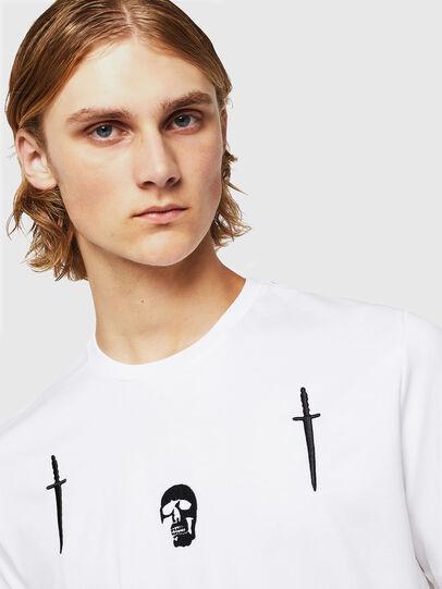 Diesel - TY-X2, Blanc - T-Shirts - Image 3