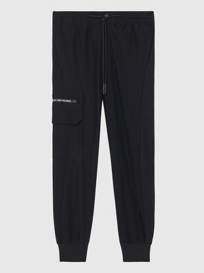 P-HIERRO, Noir - Pantalons