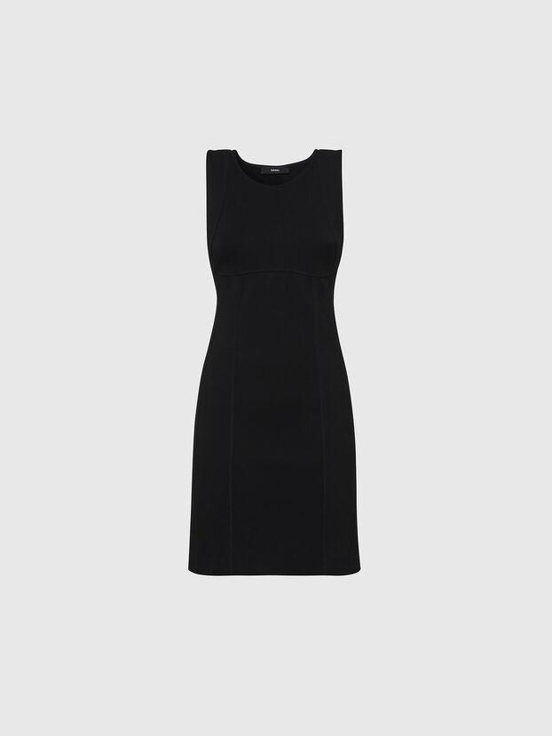 D-KLAREN, Noir - Robes