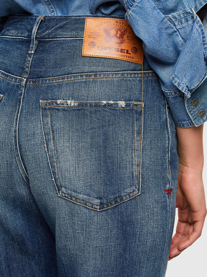 Diesel - D-Reggy 009UD, Bleu Foncé - Jeans - Image 4