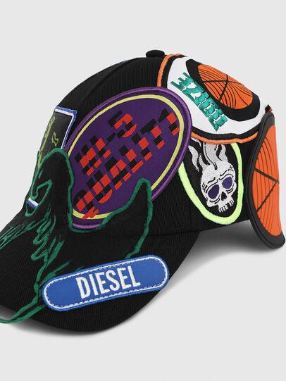 Diesel - CEPAT, Polychrome/Noir - Chapeaux - Image 3
