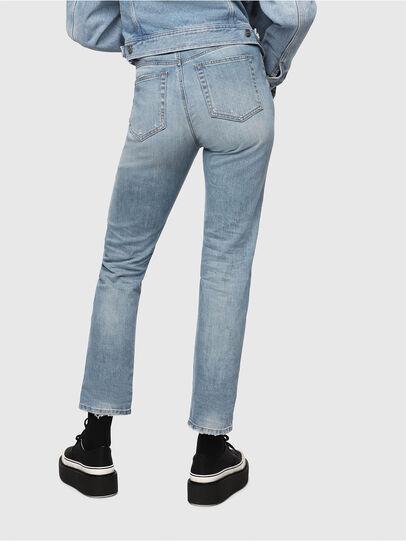 Diesel - D-Eiselle 069DY, Bleu Clair - Jeans - Image 2