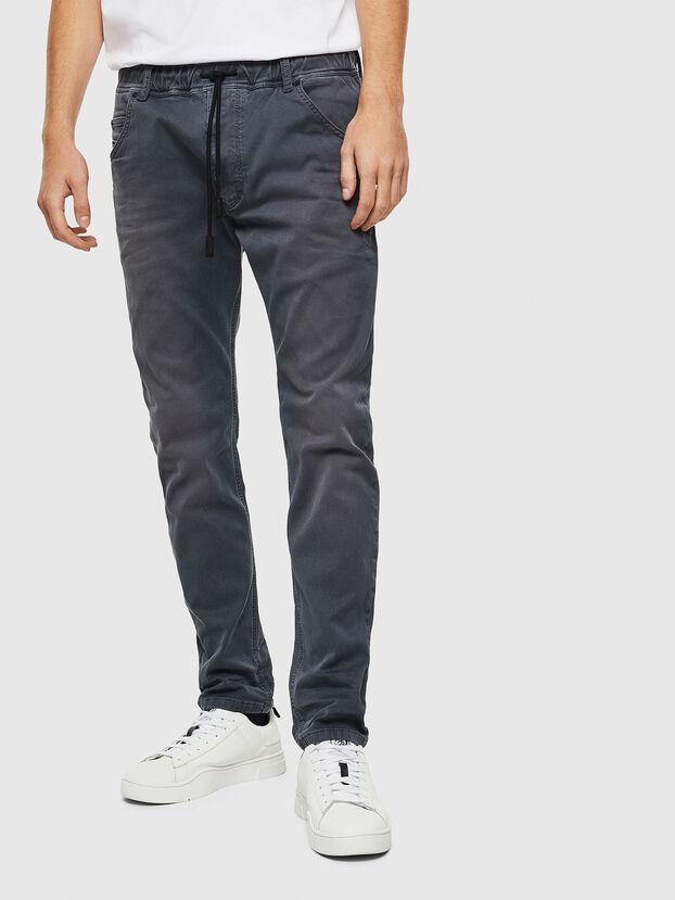 Krooley JoggJeans 0670M, Gris foncé - Jeans
