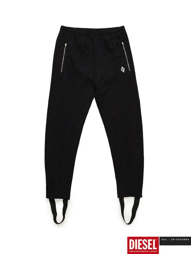 GR02-P302, Noir - Pantalons