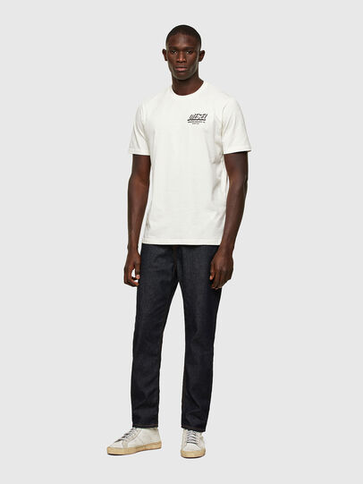 Diesel - T-JUST-A33, Blanc - T-Shirts - Image 5