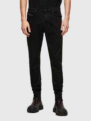 D-Istort 069TI, Noir/Gris foncé - Jeans