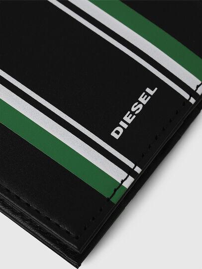 Diesel - NEELA XS, Noir/Vert - Petits Portefeuilles - Image 4