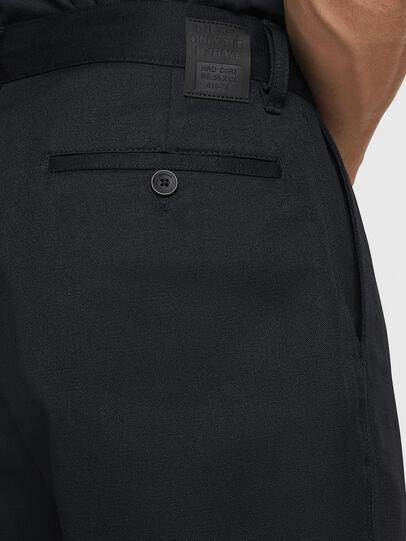 Diesel - P-MORGY, Noir - Pantalons - Image 3