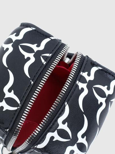 Diesel - CL - THIRDY BULL LOG, Noir - Bijoux et Gadgets - Image 4