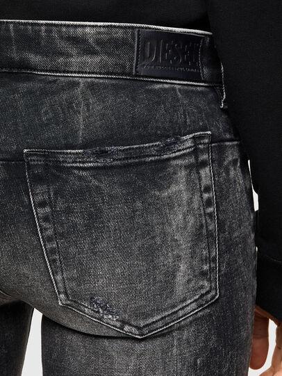Diesel - D-Jevel 009PX, Noir/Gris foncé - Jeans - Image 5