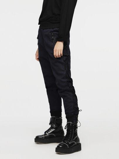Diesel - Taryn JoggJeans 0GASP, Bleu Foncé - Jeans - Image 3