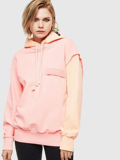 Diesel - S-CRAZY, Pink - Sweatshirts - Image 2
