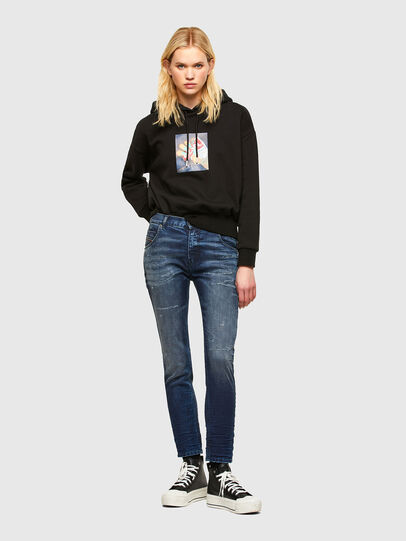 Diesel - Krailey JoggJeans® 069SL, Bleu Foncé - Jeans - Image 5