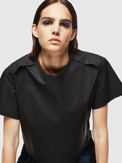Diesel - T-DARYL, Noir - T-Shirts - Image 4