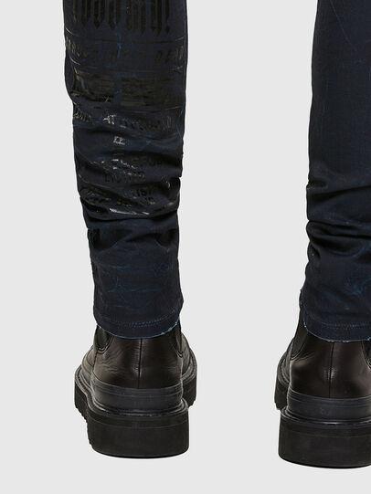 Diesel - D-REEFT JoggJeans® 069RB, Bleu Foncé - Jeans - Image 6