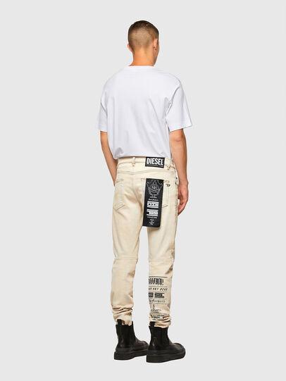 Diesel - D-Strukt 009KV, Blanc - Jeans - Image 7