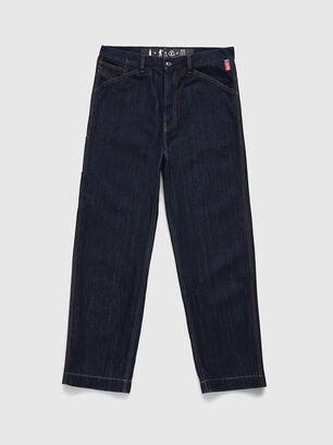 CC-D-FRANK, Bleu Foncé - Pantalons