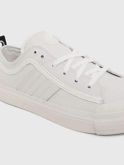 Diesel - S-ASTICO LOW LACE, White - Sneakers - Image 4