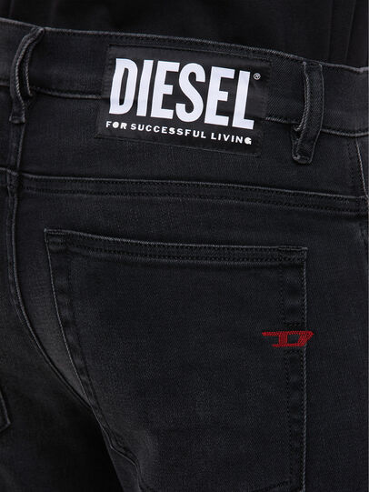Diesel - S-UMMERPO, Noir - Pull Cotton - Image 6