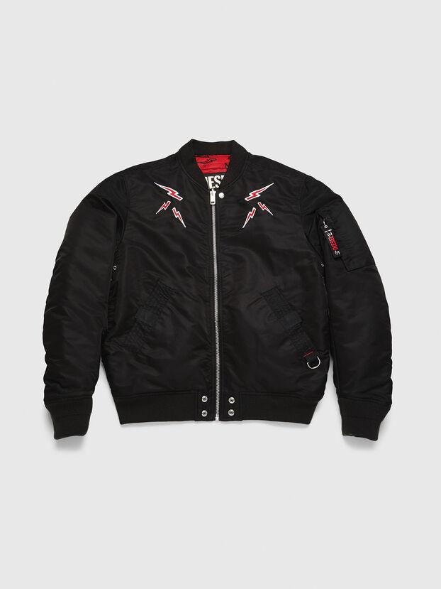 CL-J-ROSS-REV-BIGM, Noir - Vestes d'hiver
