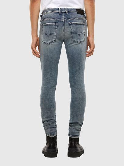 Diesel - Sleenker 009KL, Bleu moyen - Jeans - Image 2