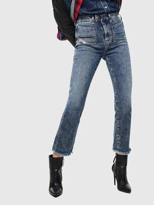 D-Earlie 0098W, Medium Blue - Jeans
