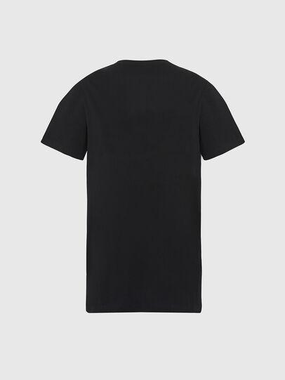 Diesel - T-DARIA-E2, Black - T-Shirts - Image 2