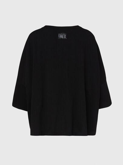 Diesel - T-CRAMBLE, Noir - T-Shirts - Image 2