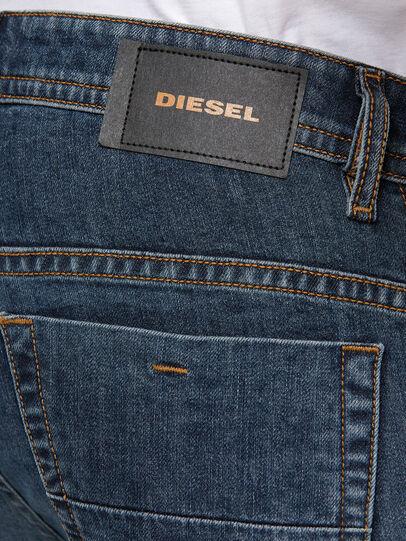 Diesel - Thommer 009DA, Bleu Foncé - Jeans - Image 4