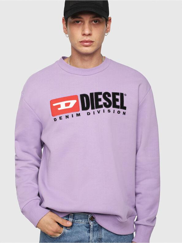 S-CREW-DIVISION, Lilac - Sweatshirts