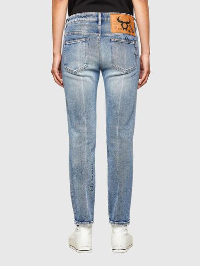 Diesel - D-Rifty 009VV, Bleu Clair - Jeans - Image 2